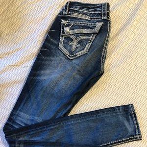 Women's Rock Revival skinny jean size 26